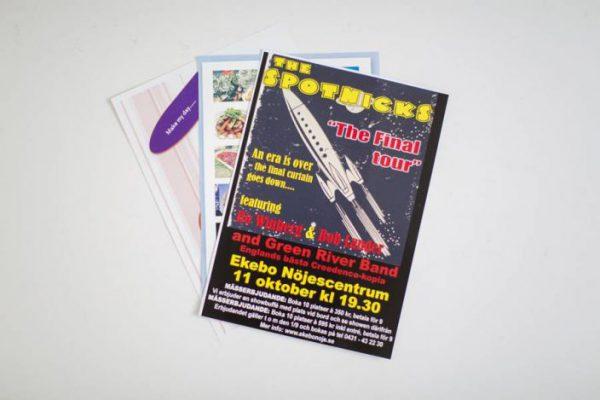 Printad Flyer