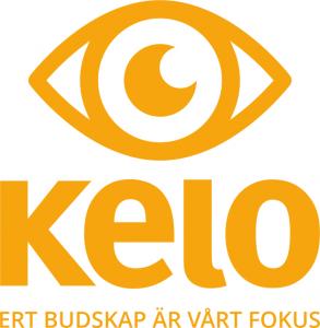 Kelo logo gul 1
