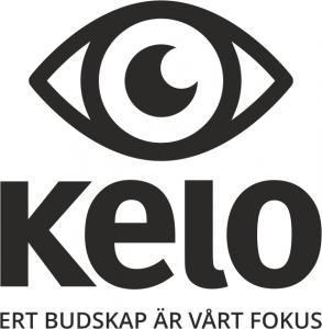 Kelo logo svart 1