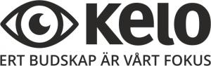 Kelo logo svart 2